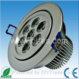 7W High Quality LED Downlight 5W LED Ceiling Light