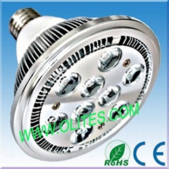 AR111 High Power LED Spot light G53 E27 GU10 Lamp Base LED Lighting