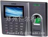 鄭州智能語音指紋考勤機U260