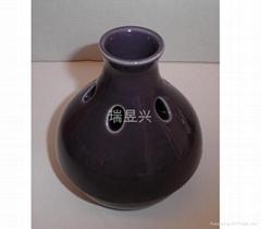 USB陶瓷精油熏香炉