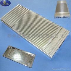 heavy cross section large aluminum profile heat sinks