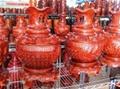 紅木花瓶  1