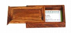 黃花梨名片盒