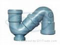 PP靜音排水管(P型存水彎) 1