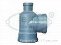 PP靜音排水管(瓶頸三通)