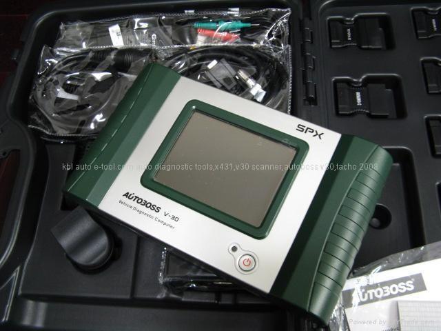 Universal diagnostic tool Autoboss V30 Auto Scanner 1