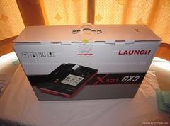 Free Shipping Universal Diagnostic Tool Launch X431 GX3