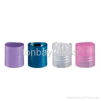 plastic caps 1