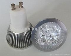 LED Spot GU10 4x1W