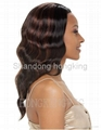 12'' Indian remy hair lace wigs