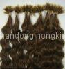 20''100g U-tip prebonded hair extension