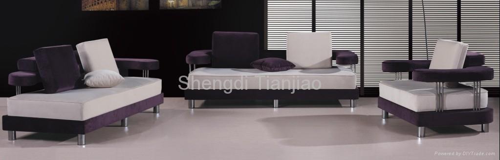 Fabric Sofa Set Designs TC 021 Tianjiao China