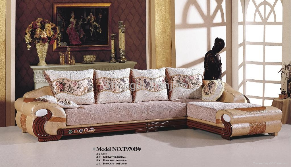 Luxury Sofa Sets T970b Tianjiao China Living Room