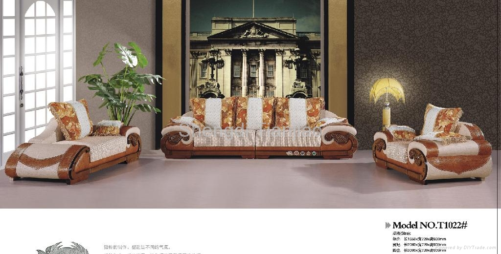 Luxury Sofa Sets T1022 Tianjiao China Living Room