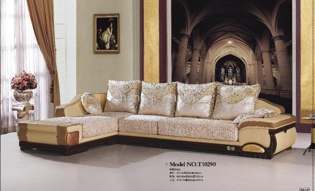 Luxury Sofa Sets T1028 Tianjiao China Living Room Furniture Furnitu