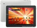 "9.7""MID Android Pad 4.0 Super MSN,SKYPE 3G WIFI with Slim 9.5 mm  1G+8G MB9701"