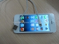 Free shipping iPhone 5 clone 4.0 Inch Capacitive Touch Screen iphone 5 copy (Hot Product - 12*)