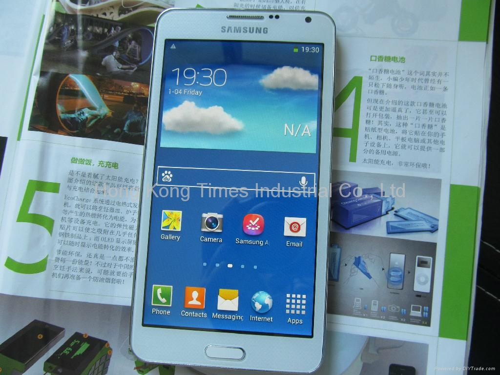 samsung galaxy note 3 copy, mtk6577,android4.3,air gesture, Note III/Note 3 copy