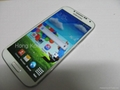 Latest samsung s4 i9500 copy,Quad-core,samsung galaxy s4 eye detector replica