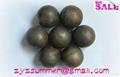 HIGH-MEDIUM-LOW Cr CAST GRINDING STEEL BALL 1