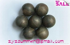 HIGH-MEDIUM-LOW Cr CAST GRINDING STEEL BALL
