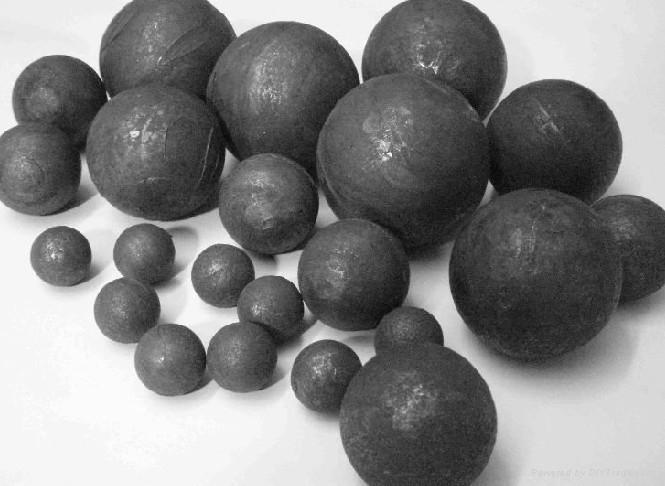 HIGH-MEDIUM-LOW Cr CAST GRINDING STEEL BALL 4