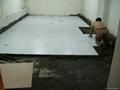 上海直鋪式通體防靜電地磚 2
