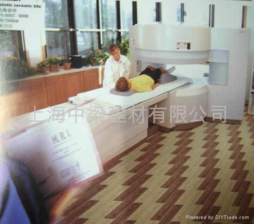 上海直鋪式優質防靜電瓷磚 1