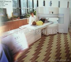 上海直鋪式優質防靜電瓷磚