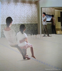 上海直鋪式陶瓷防靜電瓷磚地板