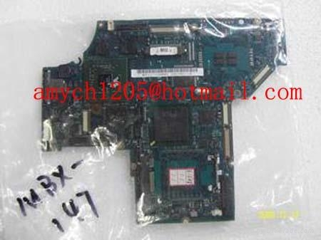 Original VGN-SZ MBX-147 A1171213A laptop motherboard for SONY VAIO 1