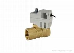 風機盤管用溫度調節閥體VVI46.20
