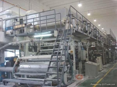 1760//230 ncr paper coating machine
