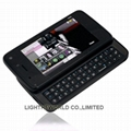 N900 Quad Band 3.5 inch Touch Screen Double Cameras Webcam Java 1