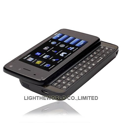 N900 Quad Band 3.5 inch Touch Screen Double Cameras Webcam Java 3