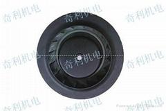 DC centrifugal fan