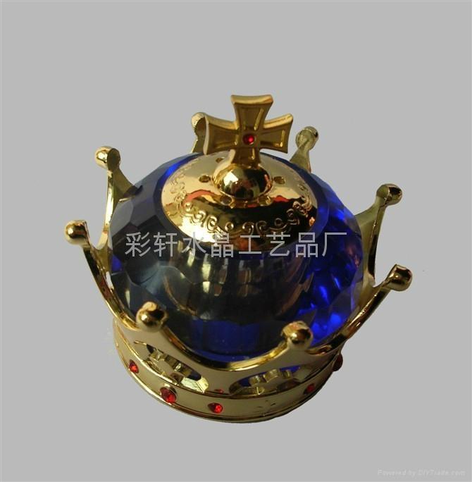 水晶皇冠 1