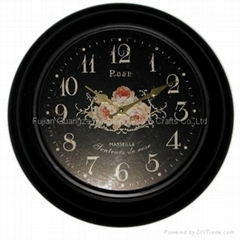 Metal Wall Clock/Metal Clock