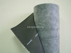Pitched roofing underlay membrane/3 ply breathable polypropylene membrane