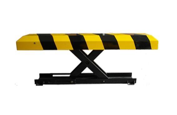 X型电子遥控车位锁 1