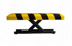 X型電子遙控車位鎖