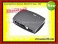 2 port USB Telephone Voice Recorder