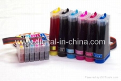 Continuous ink supply system(CISS)