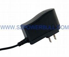 供应国标/美规12V 1A电源适配器  CCC认证