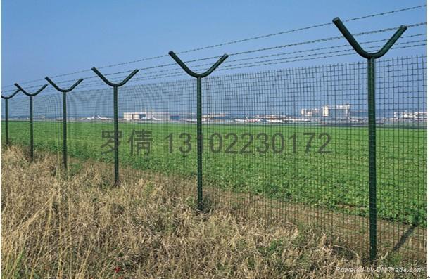 天津機場護欄網 1