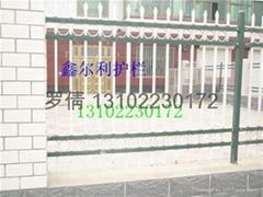 天津铁艺护栏网