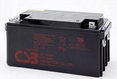 GP12650 CSB蓄电池