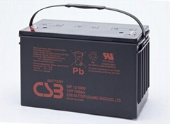 GP121000 CSB蓄电池