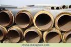 預制直埋鋼套鋼保溫鋼管