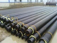 預制直埋蒸汽保溫鋼管
